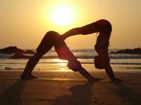 LivingUp Yogaferien Indien